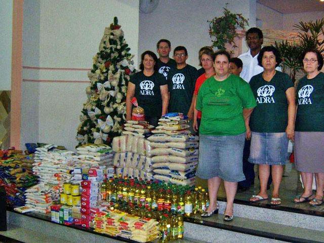 Mutirão de Natal 2010