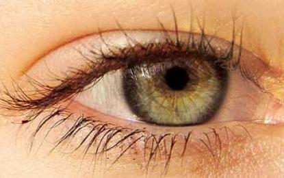 zinco e olhos