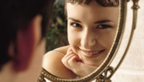 mulher Espelho